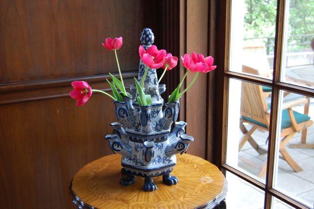 チューリップ専用花瓶