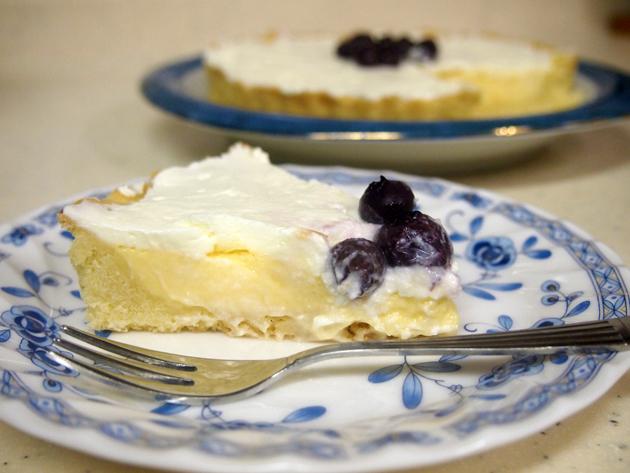 シャレオツなチーズケーキ