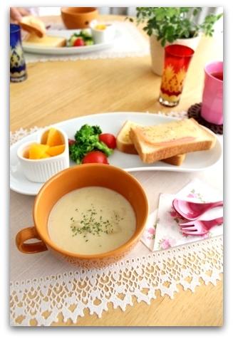 チャウダースープ (3)