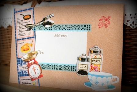 コラージュ封筒 (3)