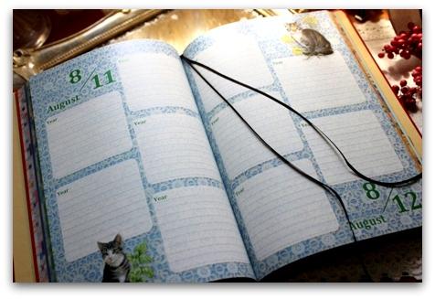 5年日記 (3)