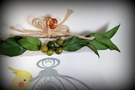 seriaの鳥かごカレンダー 2014 (2)
