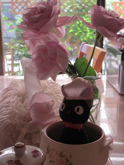 花びらのお帽子(ジジ)