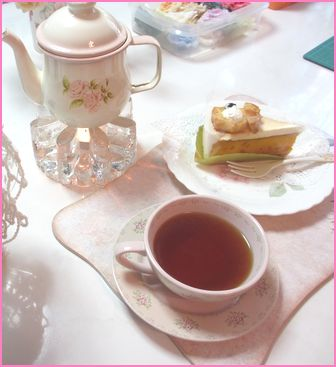 紅茶タイム(教室)