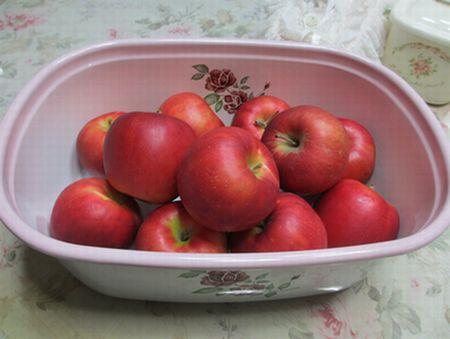 りんご「紅玉」