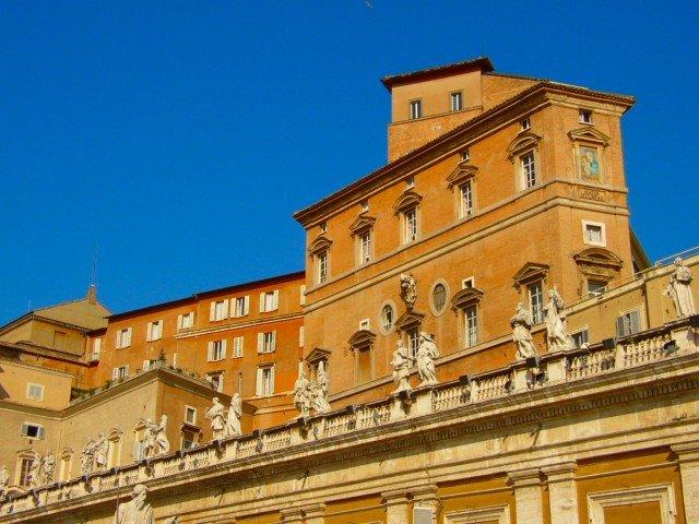 システィーナ礼拝堂・ローマ