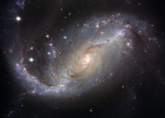銀河宇宙イメージ