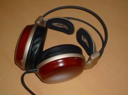 オーディオテクニカのヘッドフォン