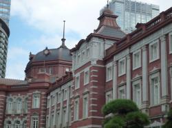 東京駅北口方面
