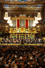 New Year's Concert in the Golden