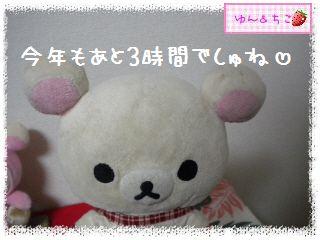 ちこちゃん日記★151★よいお年を~♪-1