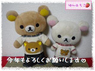 ちこちゃん日記★152★謹賀新年-2
