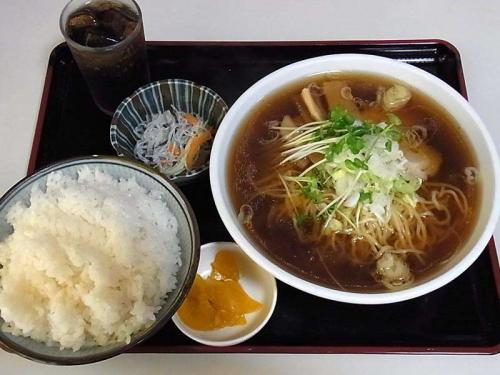 ラーメン定食