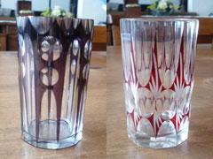 切り子グラス