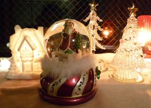 クリスマス出窓5