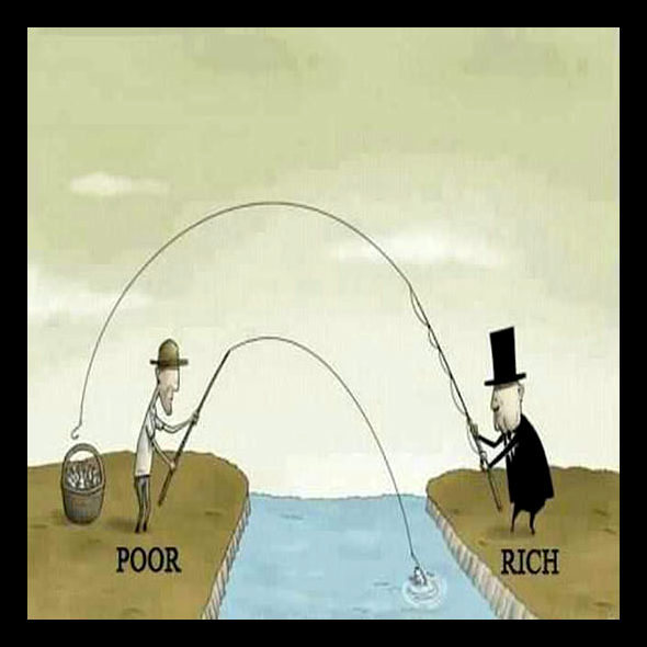 Rich vs Poor