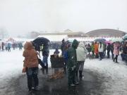 2014スノーフェスティバルin越路 かがり火