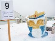 2014スノーフェスティバルin越路 雪像9