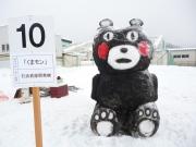 2014スノーフェスティバルin越路 雪像10