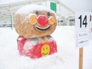 2014スノーフェスティバルin越路 雪像14