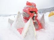 2014スノーフェスティバルin越路 雪像25-2