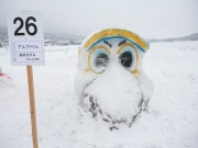 2014スノーフェスティバルin越路 雪像26