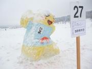 2014スノーフェスティバルin越路 雪像27