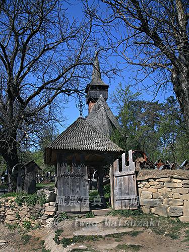 最古の木の教会