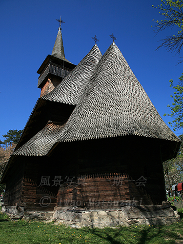 マラムレシュの木の教会