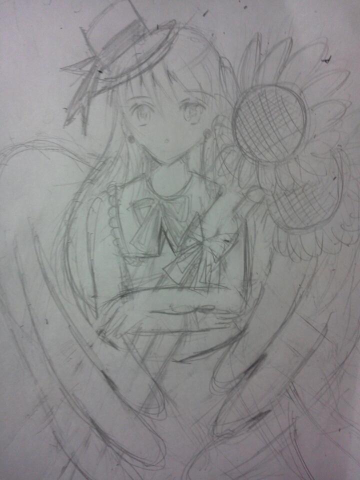 ひまわり×天使さん