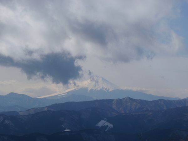 富士が出た