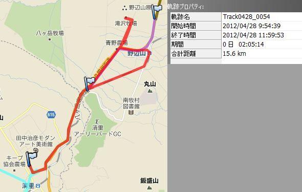 サイクリング20120428