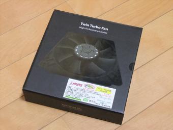 JOUJYE Twin Turbo Fan パッケージ 01