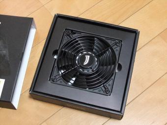 JOUJYE Twin Turbo Fan パッケージ 03