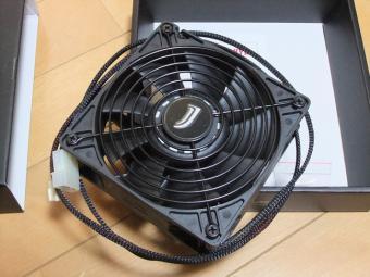 JOUJYE Twin Turbo Fan パッケージ 04