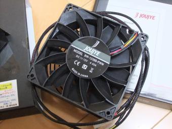 JOUJYE Twin Turbo Fan パッケージ 05
