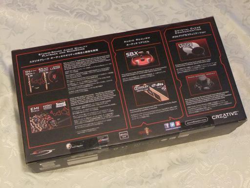 Sound Blaster ZxR 02