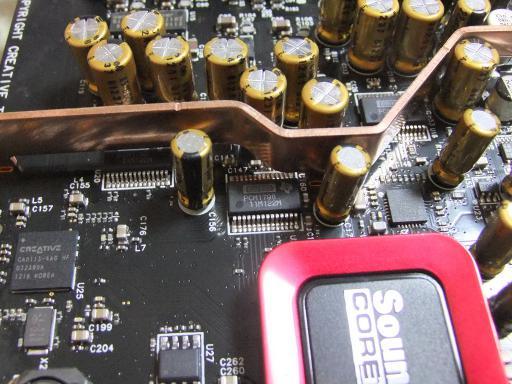 Sound Blaster ZxR 13