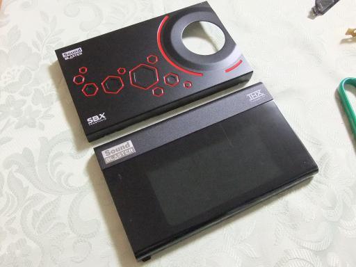 Sound Blaster ZxR 18