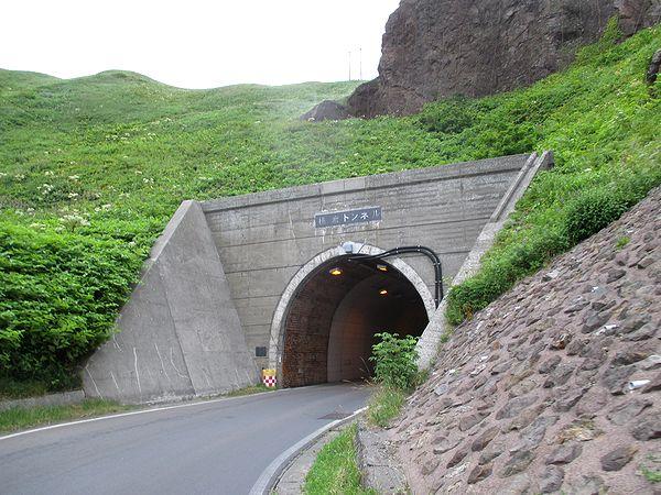 桃岩トンネル