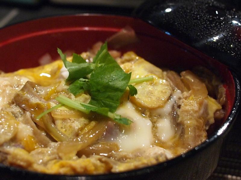■ 藤乃 河内鴨と28蕎麦