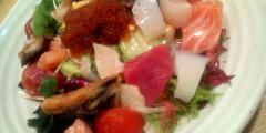 いっちょう:シーフードサラダ