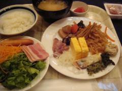 姫の湯 朝食
