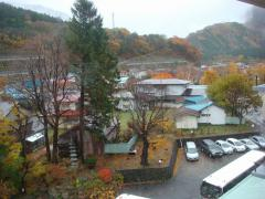 姫の湯 窓からの景色②