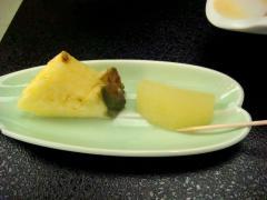姫の湯 料理②