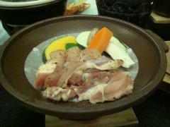 姫の湯 比内地鶏