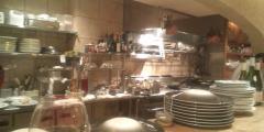 クレール オープンキッチン