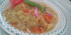 萬栄2 料理2