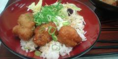 萬栄2 料理1