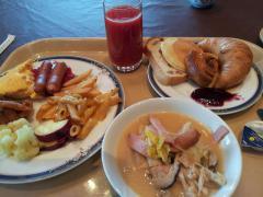 みなべロイヤル:朝食①